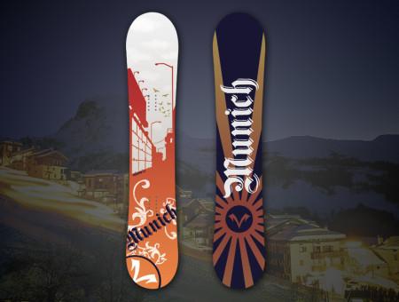 Vagabond Snowboard